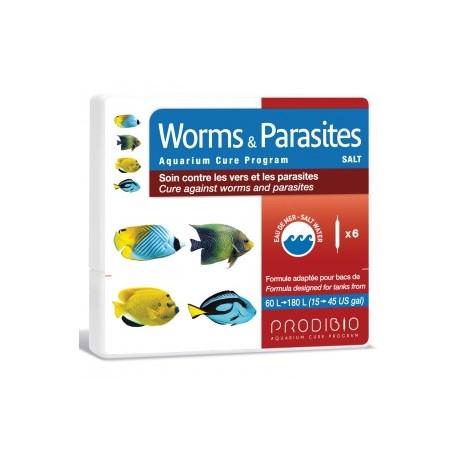 PRODIBIO Worms & Parasites salt