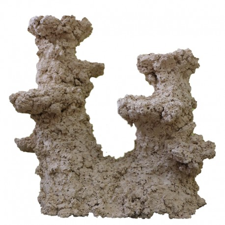 PM REEF CERAMIC Reef Pillar Wide 2 Branches