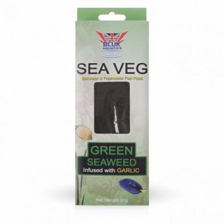 BCUK Sea Veg- Algues marines à l'ail 21gr
