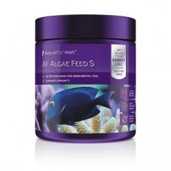 AQUAFOREST AF Algae Feed S 120 g- Nourriture pour poissons