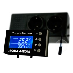 AQUA MEDIC T Controller Twin- Thermostat pour aquarium