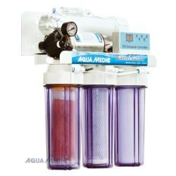 AQUA MEDIC Osmoseur Platinum Line Plus (avec pompe booster) - 400 L/J