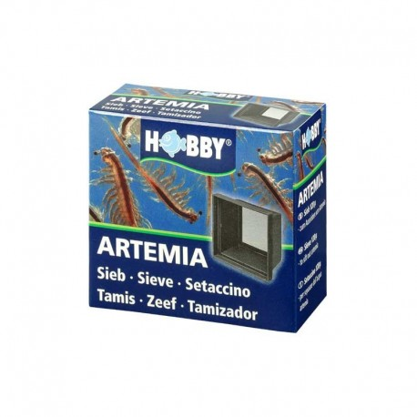 HOBBY Tamis à artémia 120 mµ- 8,5x8 cm