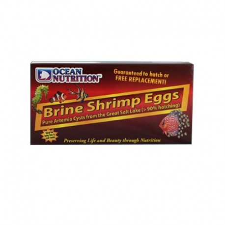 OCEAN NUTRITION Artemia/Brine Shrimp Eggs- 20gr