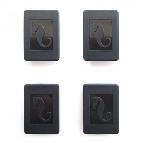 RED SEA Suspenseurs pour filet de protection  - 4 pièces