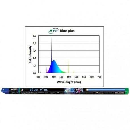 ATI Blue Plus 24 Watts 22000K° - Tube T5 550mm
