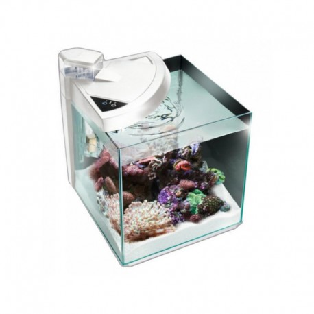 NEWA Aquarium More 30- Nano-aquarium tout équipé blanc