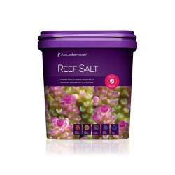 AQUAFOREST Reef Salt 5 kg- Sel pour aquarium