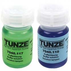 TUNZE Solutions Etalons pH 7 et 9- Solution etalon pour pH mètre