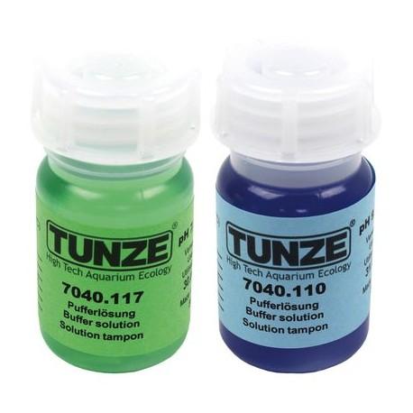 TUNZE Solutions Etalons pH 7 et 9- Solution etalon pour pH mètre