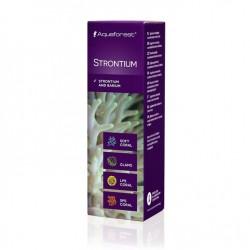 AQUAFOREST Strontium 10 ml- Oligo-éléments pour coraux