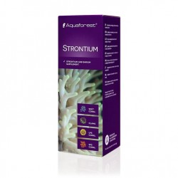 AQUAFOREST Strontium 50 ml- Oligo-éléments pour coraux