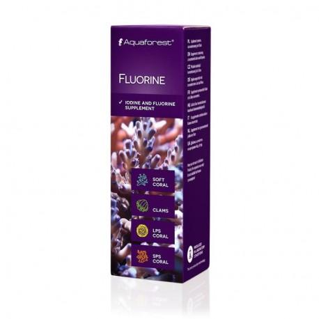 AQUAFOREST Fluorine 10 ml- Oligo-éléments pour coraux