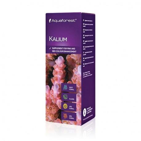 AQUAFOREST Kalium 50 ml- Oligo-éléments pour coraux