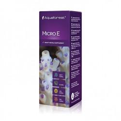 AQUAFOREST Micro E 50 ml- Oligo-éléments pour coraux