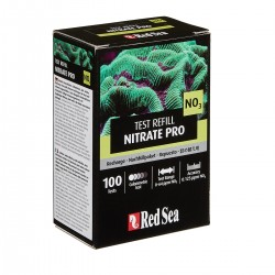 RED SEA Nitrate Pro Test Refill- Recharge test d'eau