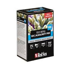 RED SEA KH/Alkalinity Pro Test Refill- Recharge test d'eau