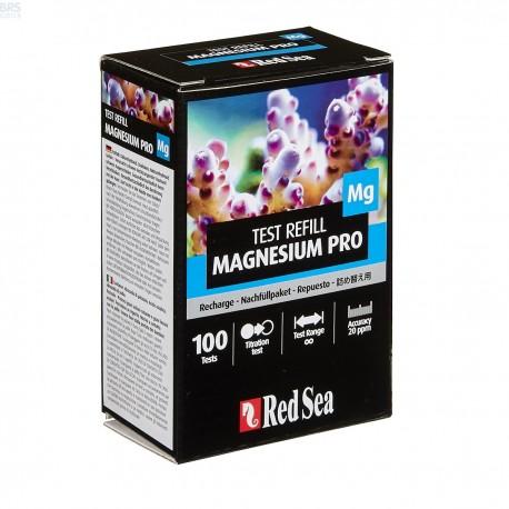 RED SEA Magnésium Pro Test Refill- Recharge test d'eau