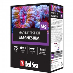 RED SEA Magnésium Pro Test Kit- Test d'eau pour aquarium
