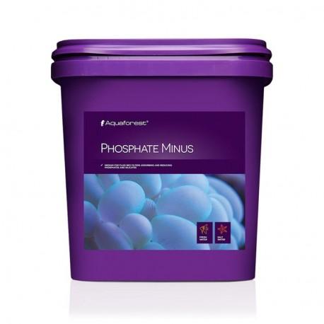 AQUAFOREST Phosphate Minus 5 L- Anti-phosphates pour aquarium
