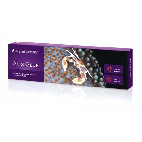 AQUAFOREST AFix Glue- Colle bi-composant pour aquarium