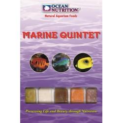 OCEAN NUTRITION Menu Eau de Mer 5 variétés- 100 gr