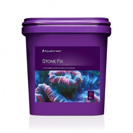 AQUAFOREST Stone Fix 6 kg- Colle pour aquarium
