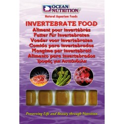 OCEAN NUTRITION Nourriture pour Invertébrés en Cube- 100 gr