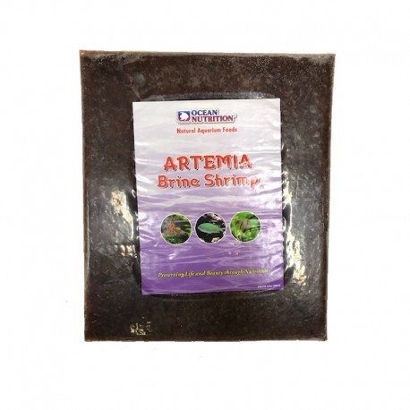 OCEAN NUTRITION Artémias en Plaque- 907 gr