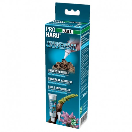 JBL ProHaru Universal 80ml- Colle pour aquarium