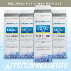 TRITON Core7 Reef Suppléments (Other Methods)- 4 x 1L