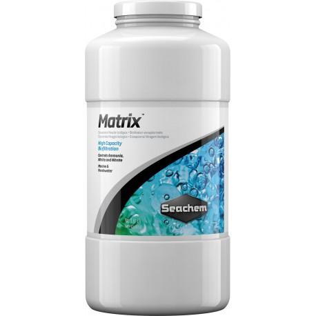 SEACHEM Matrix 1 L- Résine anti-nitrates