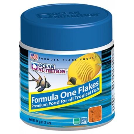 OCEAN NUTRITION Formula One Flakes 34 g- Nourriture pour poissons