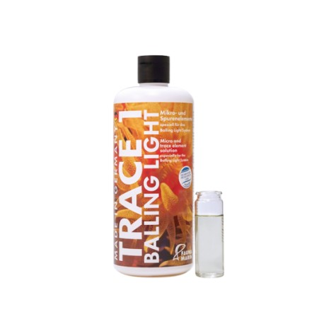 FAUNA MARIN Balling Trace 1 Metallic Color & Grow Effect 500 ml