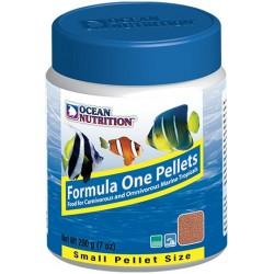 OCEAN NUTRITION Formula One Pellets Small 200g- Nourriture pour poissons