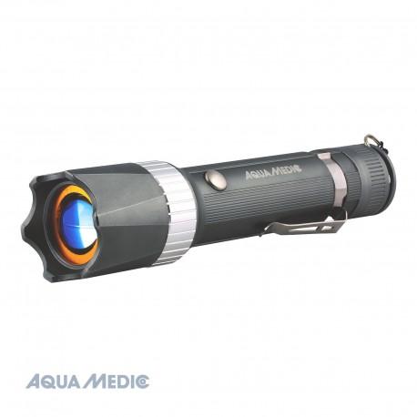 AQUA MEDIC Blue- Lampe de poche avec LEDS bleu