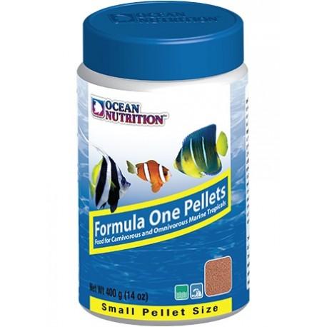 OCEAN NUTRITION Formula One Pellets Small 400g- Nourriture pour poissons