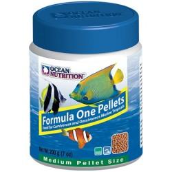 OCEAN NUTRITION Formula One Pellets Medium 200g- Nourriture pour poissons
