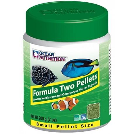 OCEAN NUTRITION Formula Two Pellets Small 200 g- Nourriture pour poissons