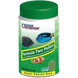 OCEAN NUTRITION Formula Two Pellets Small 400 g- Nourriture pour poissons