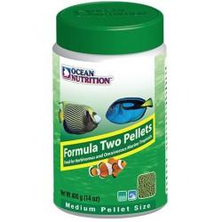 OCEAN NUTRITION Formula Two Pellets Medium 400 g- Nourriture pour poissons