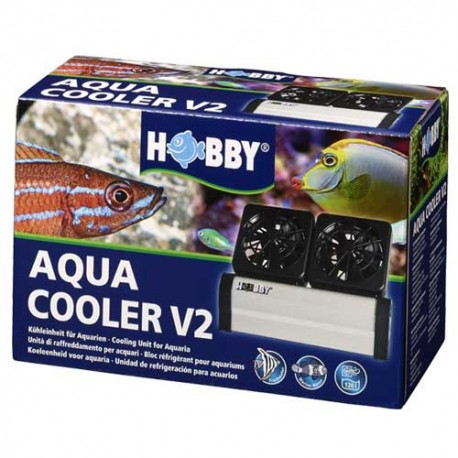 HOBBY Aqua Cooler V2 200x125x65 mm- Ventilateur pour aquarium
