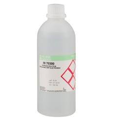 HANNA HI70300 500 ml- Solution de stockage pour électrode pH / Redox
