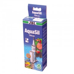 JBL AquaSil Transparent 80 ml- Silicone pour aquarium