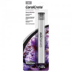 SEACHEM CoralCrete Colle Epoxy Grise- Colle pour aquarium