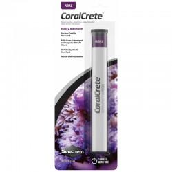 SEACHEM CoralCrete Colle Epoxy Violette- Colle pour aquarium