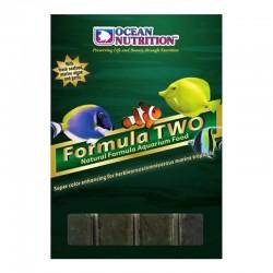 OCEAN NUTRITION Frozen Formula Two Cubes- 100 gr
