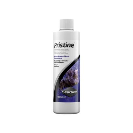 SEACHEM Pristine 250 ml- Bactéries pour aquarium