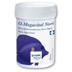 TROPIC MARIN O-Megavital Nori 17 gr- Nourriture pour poissons