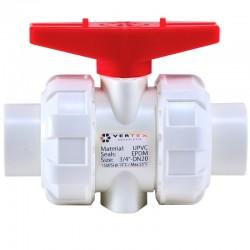 VERTEX Vanne PVC 32 mm